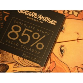 CHOCOLATE AMATLLER ECUADOR 85%