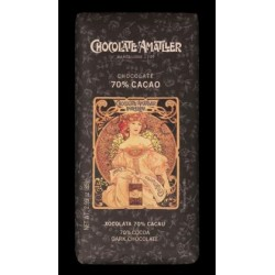 TABLETA CHOCOLATE AMATLLER ECUADOR 85%