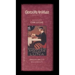 TABLETA CHOCOLATE AMATLLER 70% CACAO